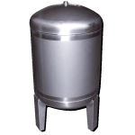 Depósito sem membrana INOX